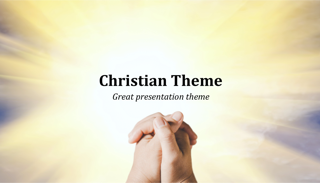 Christian Keynote Template