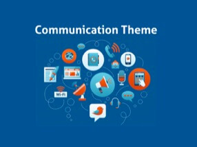 Communication Keynote Template 1 - Communication