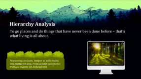 Forest Keynote Template 5 - Forest