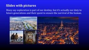 France Keynote Template 2 - France