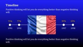 France Keynote Template 9 - France