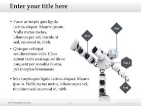 Futuristic Keynote Template 4 - Futuristic