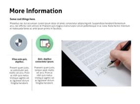 Insurance Keynote Template 8 - House Insurance