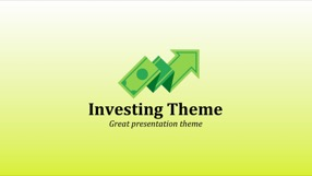 Investing Keynote Template 1 - Investing