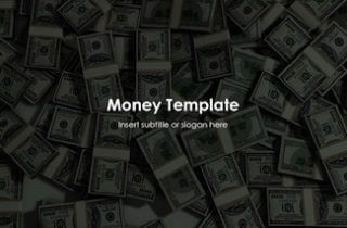 Money Keynote Template - FREE