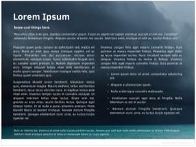 Ocean Keynote Template 2 - Ocean