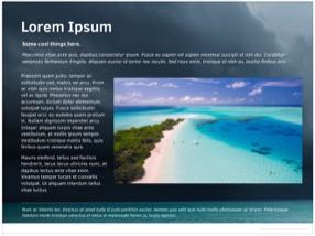 Ocean Keynote Template 5 - Ocean