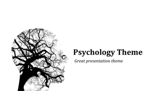 Psychology Keynote Template