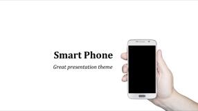 Smartphone Keynote Template 1 - Smartphone