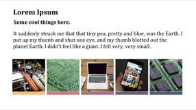 Smartphone Keynote Template 4 - Smartphone
