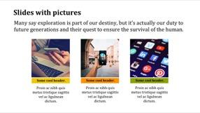 Smartphone Keynote Template 8 - Smartphone
