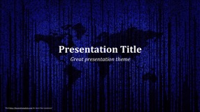 Software Keynote Template 1 - Software
