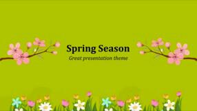Spring Keynote Template 1 - Spring