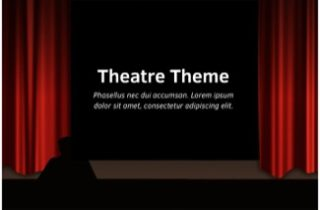 Theater Keynote Template
